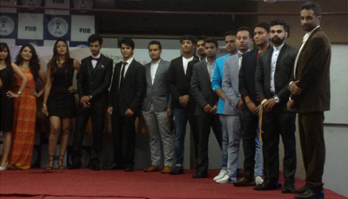 FIIB's Freshers' Party 2016